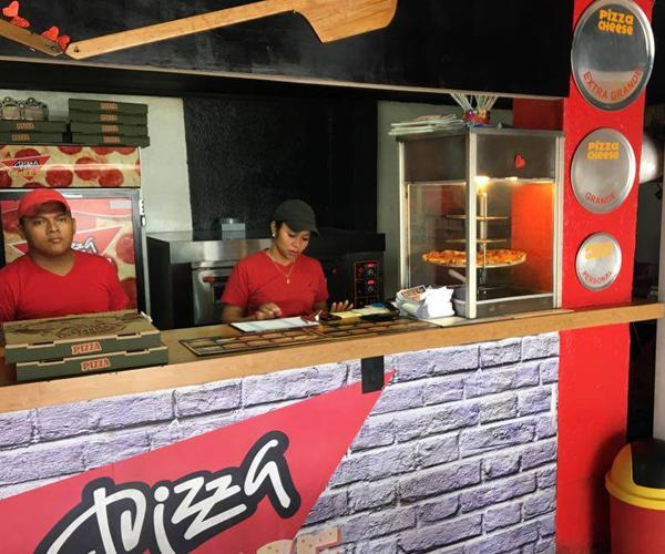 Pizza Cheese - Q175,000